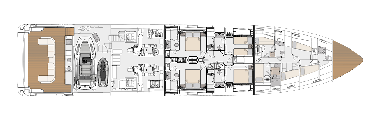lowerdeck - alternative layout